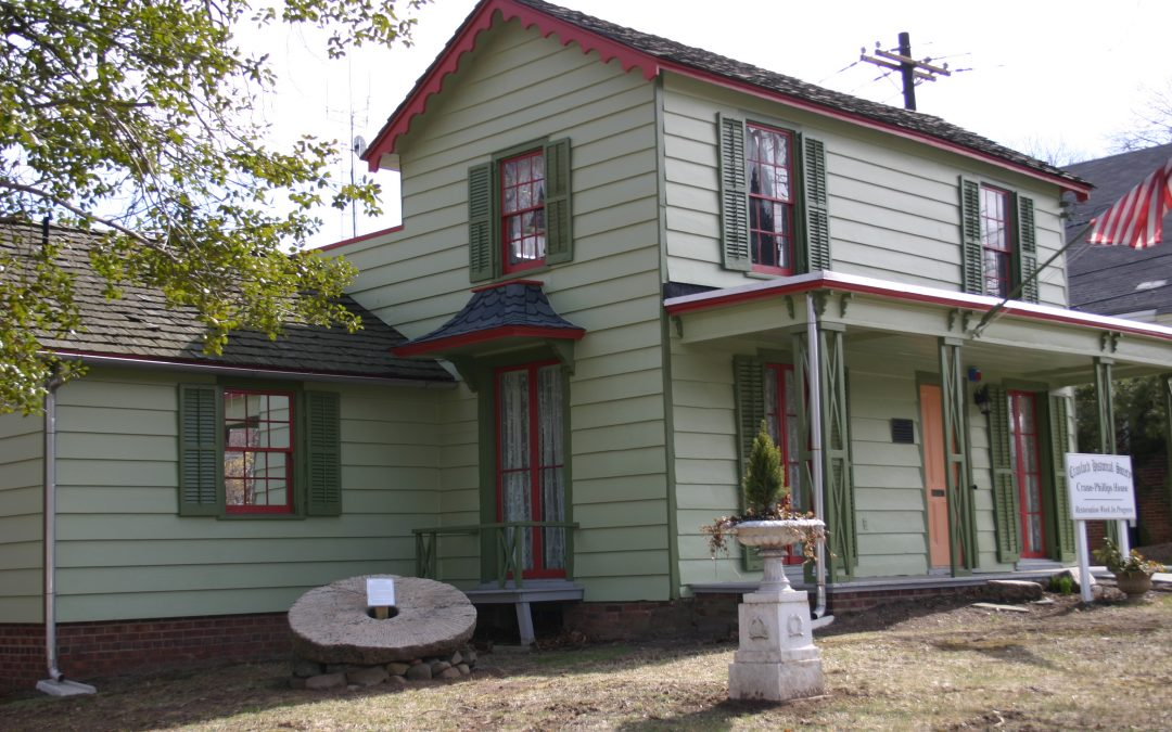 Opening Day of the Crane-Phillips House Museum: Museum Tour