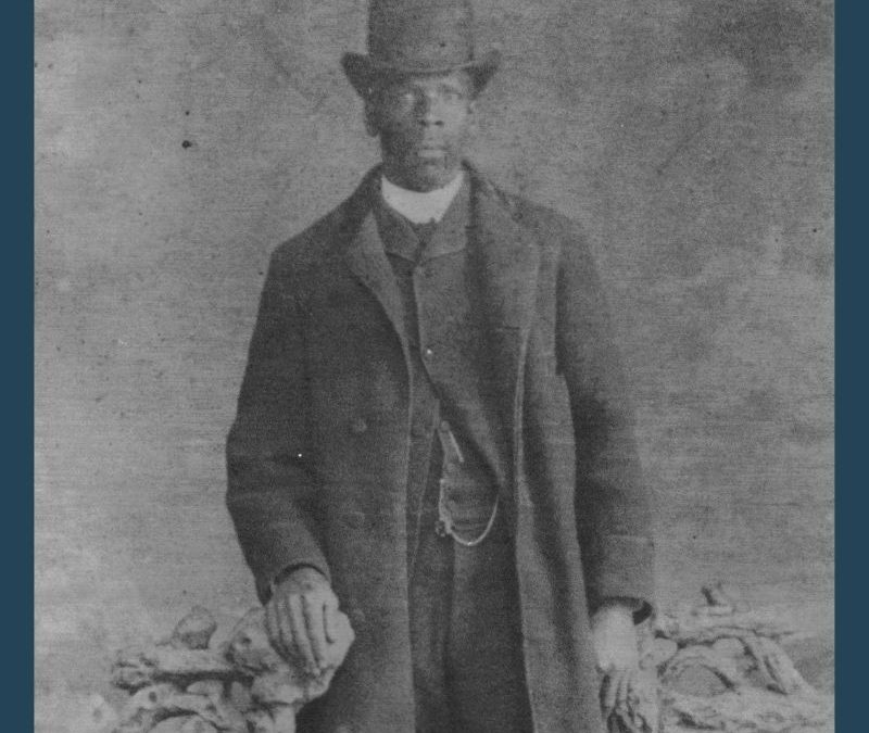 In Honor of Black History Month, we introduce Joshua Bryant – Cranford Constable