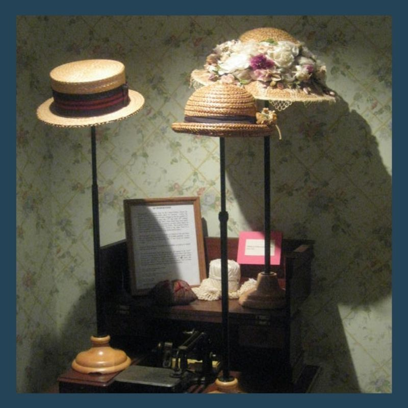 """""""The Necessity of Wearing a Hat"""" – The Historical Society's Hat Collection"""